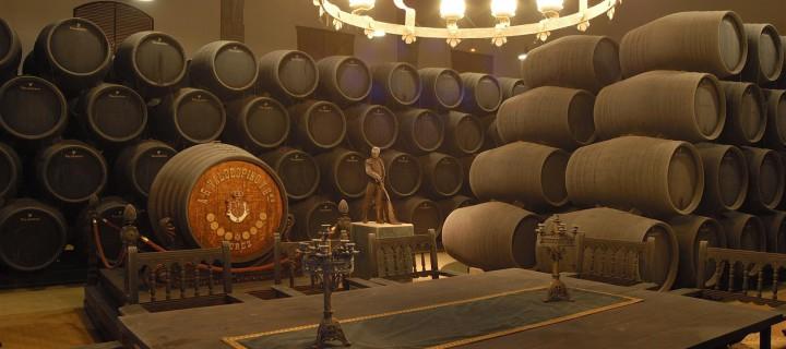 Tour 2 – Jerez Wineries
